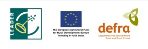 Project part-financed by the European Agricultural Fund for Rural Development: Europe investing in rural areas Cumbria Fells & Dales RDPE Programme.