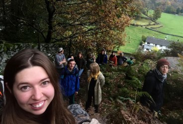Doremi Art Walk above Chapel Stile: Jocelyn MacGregor. Photo Claire Poulter.