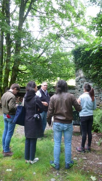 Outdoor-seminar