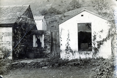 The old drawing office in 1950